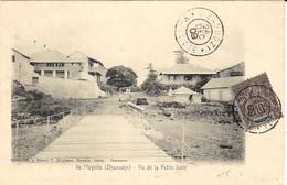 1909- C P A De MAYOTTE  Affr. 10 C Groupe N°5  De MAYOTTE  Oblit. Cad De Dzaoudzi / Mayotte - Cartas