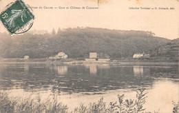 LE CELLIER     GARE DE CLERMONT - Le Cellier