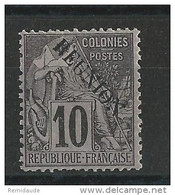 REUNION - YVERT N° 21 * - COTE = 45 EUROS - - Reunion Island (1852-1975)