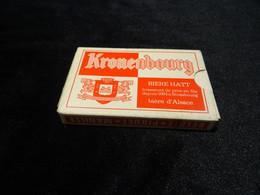 Jeu De 32 Cartes à Jouer Kronenbourg Neuf - 32 Cartes