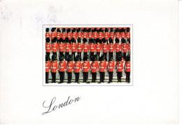 Royaume Uni Angleterre London Trooping Colour Soldat Armée Lefort LE Mans 1996 - Other