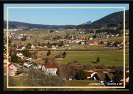 25  LONGEVILLES  -  MONTS D'OR ....   Vue  Generale - Other Municipalities