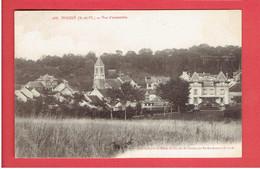 DHUISY 1910 CARTE EN TRES BON ETAT - Frankreich