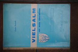 3475/VIELSALM Et Ses Environs-G.Remacle-Salmchateau,Ville-du-Bois,Neuville,Rencheux,Petit-Thier,... - Books, Magazines, Comics
