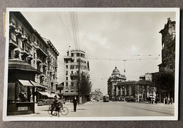 Milano Corso Buenos Aires/ Tram/ Bicycle/ Old Postcard - Milano (Milan)
