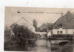 MOULINS-ENGILBERT BORDS DU GUIGNON (1) - Moulin Engilbert