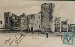 Catania - Castello Ursini 1902 - Catania