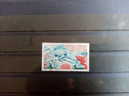 POLYNESIE . 1965  .  Poste Aériènne N° 14 .   Oblitéré . Côte Yvert 65 €. - Polinesia Francese