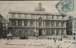 Catania - L'università 1902 - Catania