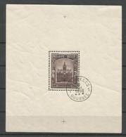 Blok 5 Gestempeld - Blocs 1924-1960