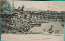 Catania - Splaggia Del Vecchio Porto - 1902 - Catania