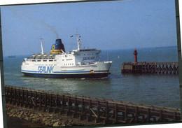 HORSA - Sealink - Boulogne S/mer - 1er Porte De Peche De France -  Ed. CIM - - Ferries