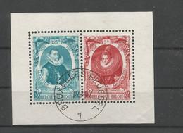 Blok 17 Gestempeld - Blocs 1924-1960