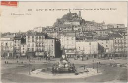 Le Puy-en-Velay-Fontaine Crozatier-(D.9133) - Le Puy En Velay