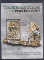 Papua New Guinea 2012 Traditional Cloths S/S MNH - Papua-Neuguinea