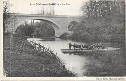 MAISONS LAFFITTE : LE BAC - Maisons-Laffitte
