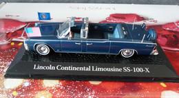 Voiture LINCOLN Continental Limousine SS-100X - 1/43° - USA Assassinat De John Fitzgerald Kennedy 1963 - Cars & 4-wheels