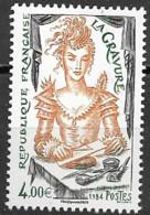 France 2020  N° 5408A  Neuf **  -  La Gravure - Provenant Du Bloc  N° 150   -  à  4,00 €  ( 2 Exemplaires ) - Unused Stamps