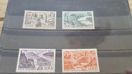 LOT515347 TIMBRE DE FRANCE NEUF** LUXE N°24 A 27 VALEUR 110 EUROS  DEPART A 1€ - 1927-1959 Mint/hinged