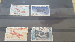 LOT515349 TIMBRE DE FRANCE NEUF** LUXE N°30 A 33 VALEUR 400 EUROS  DEPART A 1€ - 1927-1959 Mint/hinged