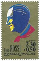 Tino Rossi Yvert & Tellier N°2651 - Neufs