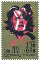 Édith Piaf Yvert & Tellier N°2652 - Neufs