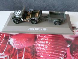 Véhicule JEEP WILLYS  MB De La 2ème DB- 1/43° - Voiture Car Armée - Tanks