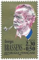 Georges Brassens Yvert & Tellier N°2654 - Neufs