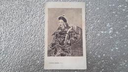 REPRODUCTION DE PHOTO 19 EME SIECLE COLLEE SUR CARTON - EMPEREUR DE CHINE - CHINA - ASIE - ASIA - Reproductions