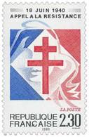 Appel Du 18 Juin 1940 Yvert & Tellier N° 2656 - Neufs