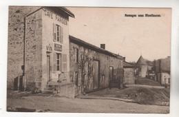 6787, WK I, Feldpost, Montfaucon - War 1914-18