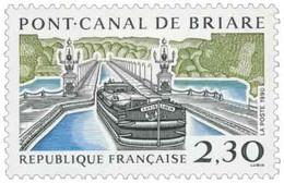 Pont-canal De Briare Yvert & Tellier N°2658 - Neufs