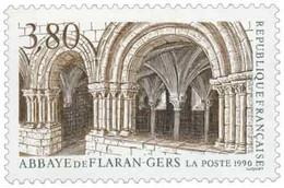 Abbaye De Flaran Yvert & Tellier N°2659 - Neufs