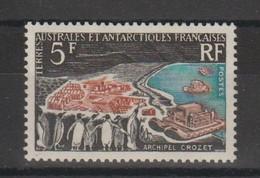 TAAF 1963 Crozet 20 1 Val ** MNH - Ungebraucht