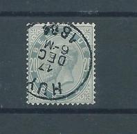 N° 39 OBLITERE HUY - 1883 Leopold II