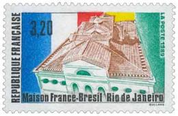 La Maison France-Brésil à Rio De Janeiro Yvert & Tellier N°2661 - Neufs