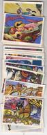 Chromo's  Chocolade De Beukelaer Gulliver's Reizen 125 Verschillende Prentjes (volledig Album) - Sammelbilderalben & Katalogue