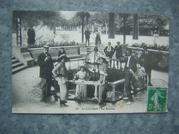 BARBAZAN - LA BUVETTE - Frankreich