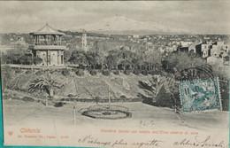 Catania - Giardino Bellini - 1902 - Catania