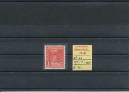 ANDORRA SPAGNOLA 1948 MNH CAT. UNIF. N°47 - Neufs