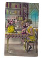 PETITE FILLE ET SA POUPEE - (Gloria 4059 )- - Games & Toys