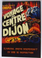 CP - Pub : Défense Du Cinéma Eldorado - Dijon - Reclame