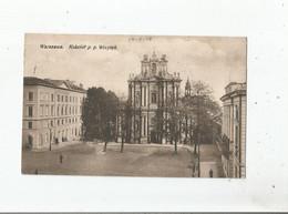 WARSZAWA KOSCIOL P P WIZYTEK 109     1928 - Pologne