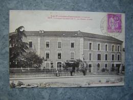 LOURES BAROUSSE - LE GRAND HOTEL - Frankreich