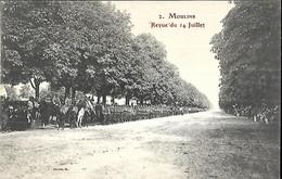 Moulins  Revue  Du 14 Juillet - Manifestazioni
