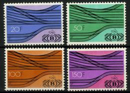 België TR428/31 ** - 50 Jaar Spoorweg - 50e Anniversaire De La S.N.C.B. - 1952-....