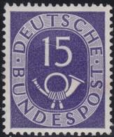 BRD    .    Michel    .    129   .   **   .  Postfrisch  .   /   .  MNH - BRD