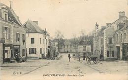 PONTCHATEAU RUE DE LA GARE - Pontchâteau