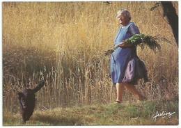 Agriculture - Image Du Terroir - Paysane - Agricultura