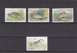 Malawi Nº 537 Al 540 - Malawi (1964-...)
